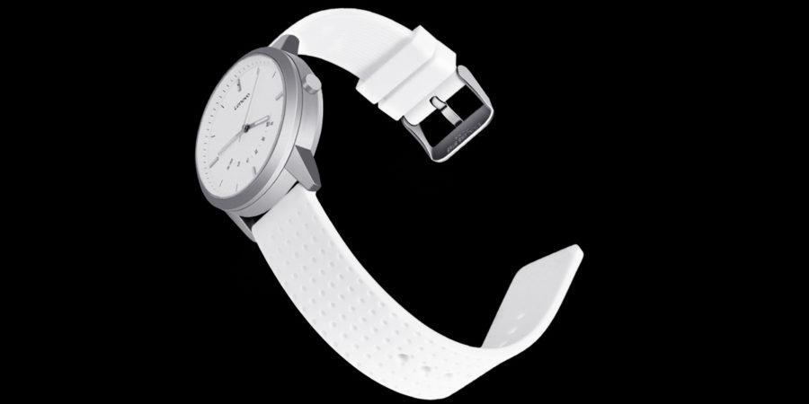 Lenovo Watch 9 в белом цвете
