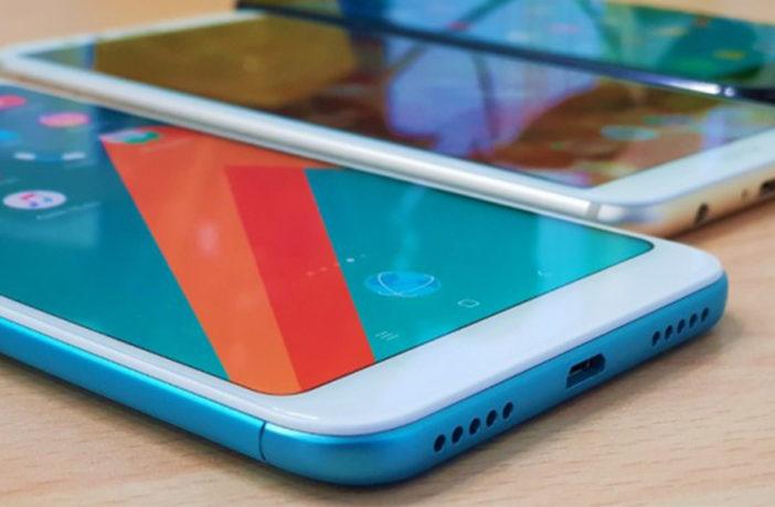 Китайские смартфоны на MWC 2018