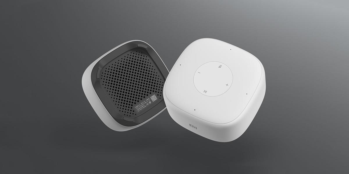 Купить Mi AI Mini Speaker
