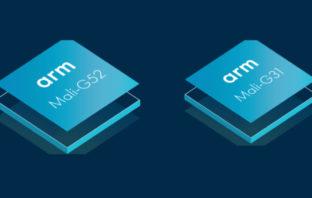 Новые графические чипы ARM Mali-G52 и Mali-G31