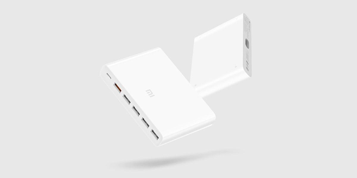 Портативная зарядка от Xiaomi