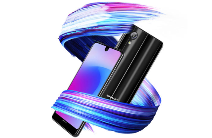 Купить Sharp Aquos 3S Mini