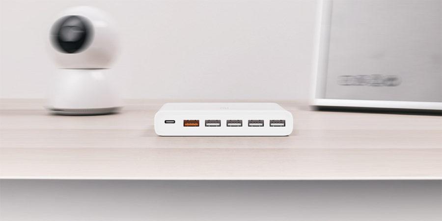 Внешний вид зарядного устройства Xiaomi