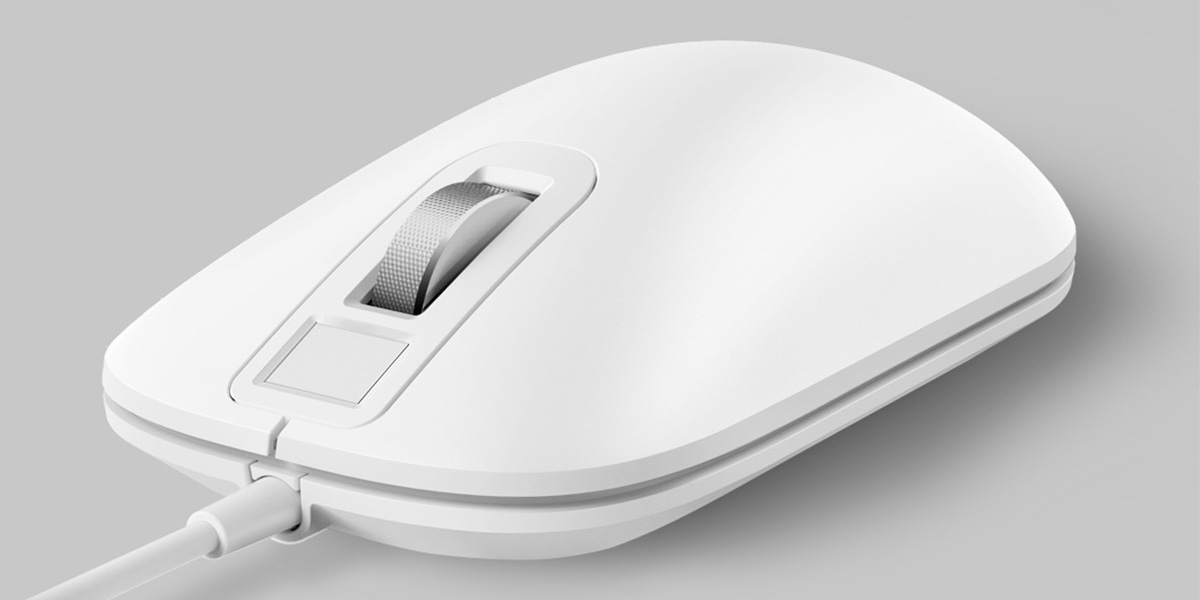 Xiaomi Fingerprint Mouse