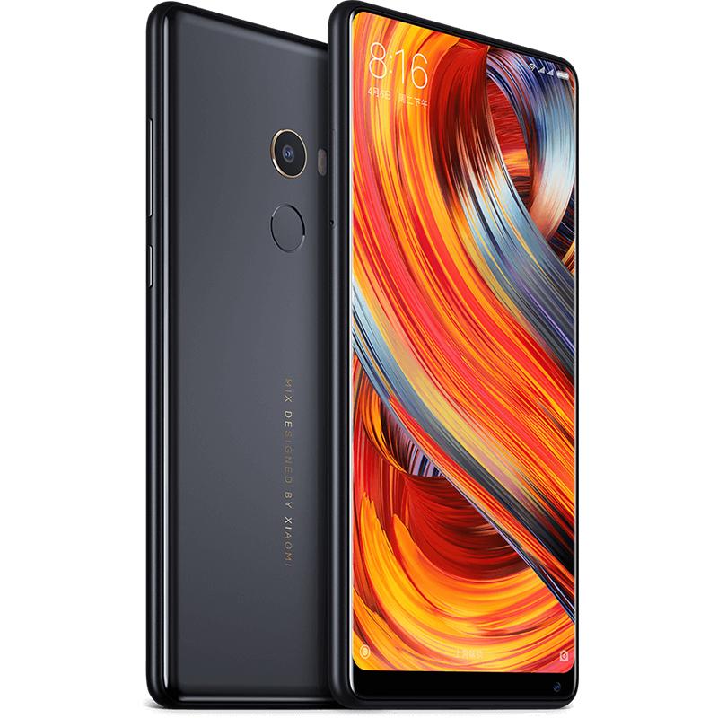 Дизайн Xiaomi Mi MIX 2