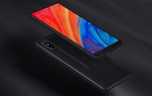 Чёрный Xiaomi Mi MIX 2S
