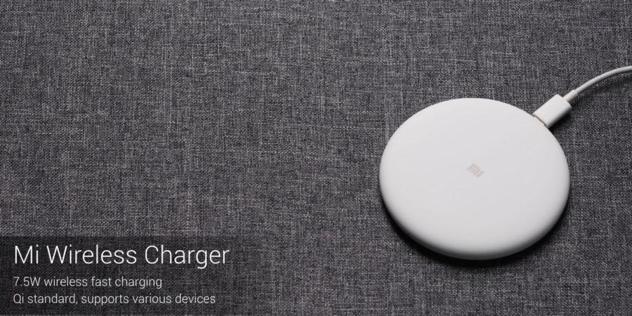 Беспроводная зарядка Xiaomi Mi MIX 2S