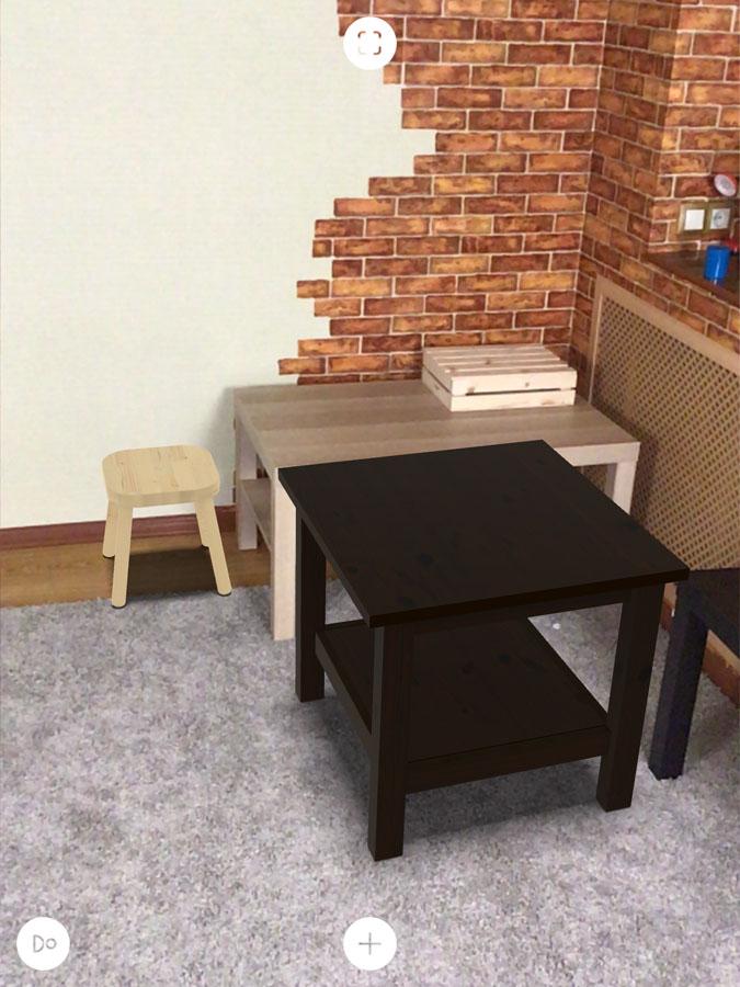 Приложение IKEA Place