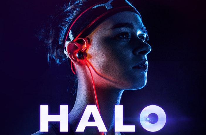 Наушники Meizu HALO светятся в темноте