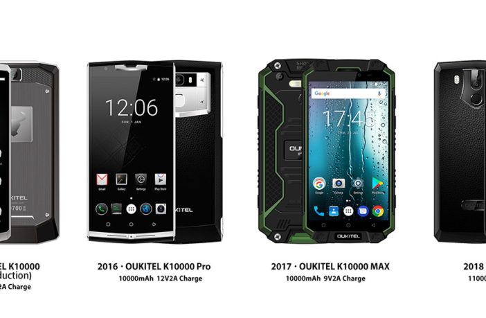 Смартфоны-долгожители от Oukitel серьёзно подешевели