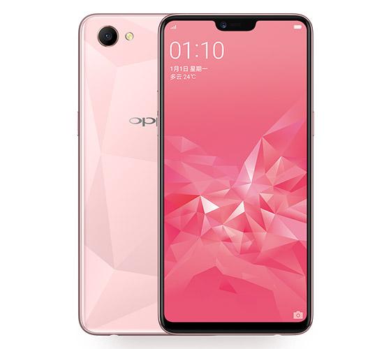 Oppo F7 розовый - у нас не продается