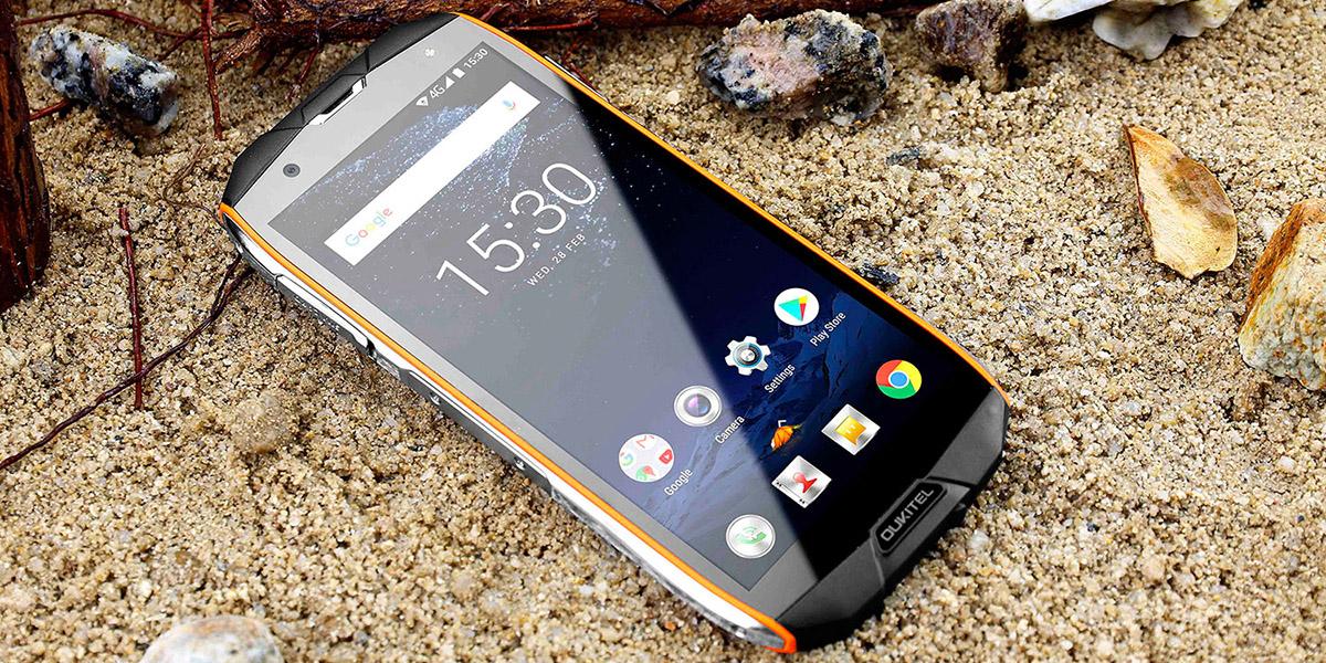 Oukitel WP5000 наконец-то поступает в продажу