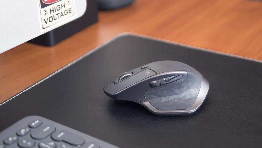 Logitech MX Master 2S беспроводная мышь