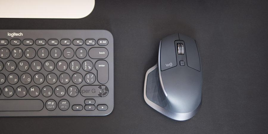 Обзор мышки Logitech MX Master 2S