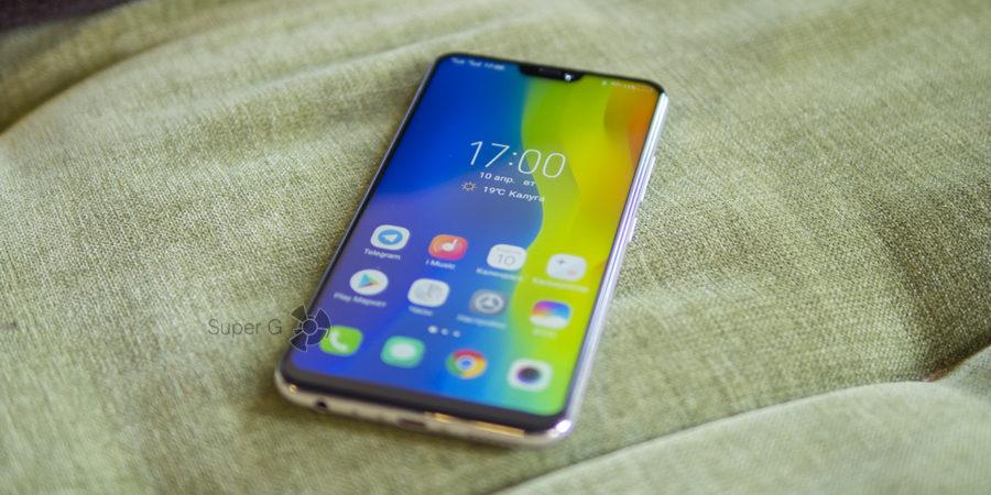 Обзор смартфона Vivo V9