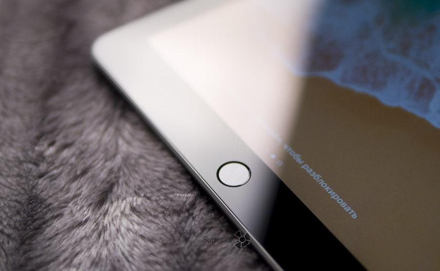 Touch ID в iPad 2018
