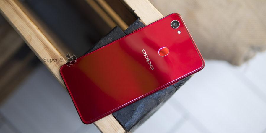 Смартфон Oppo F7 обзор