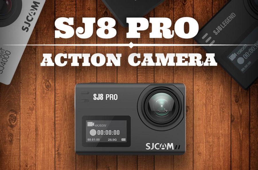 SJCAM SJ8 цена