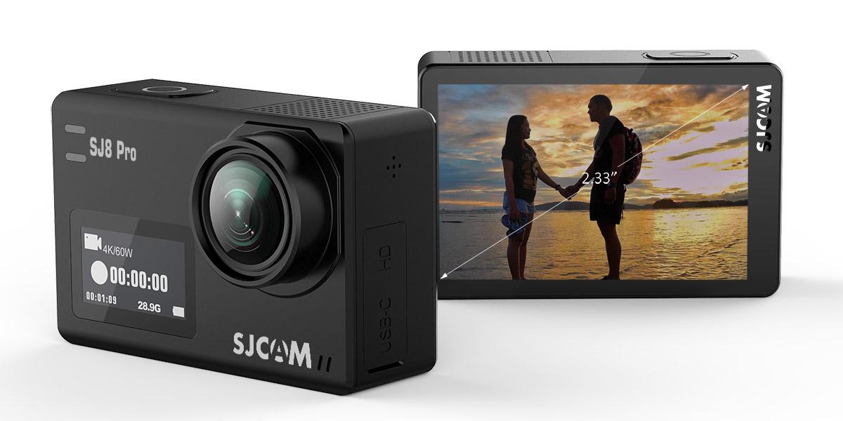 Три новые камеры Sjcam - SJ8 Air, Plus и Pro