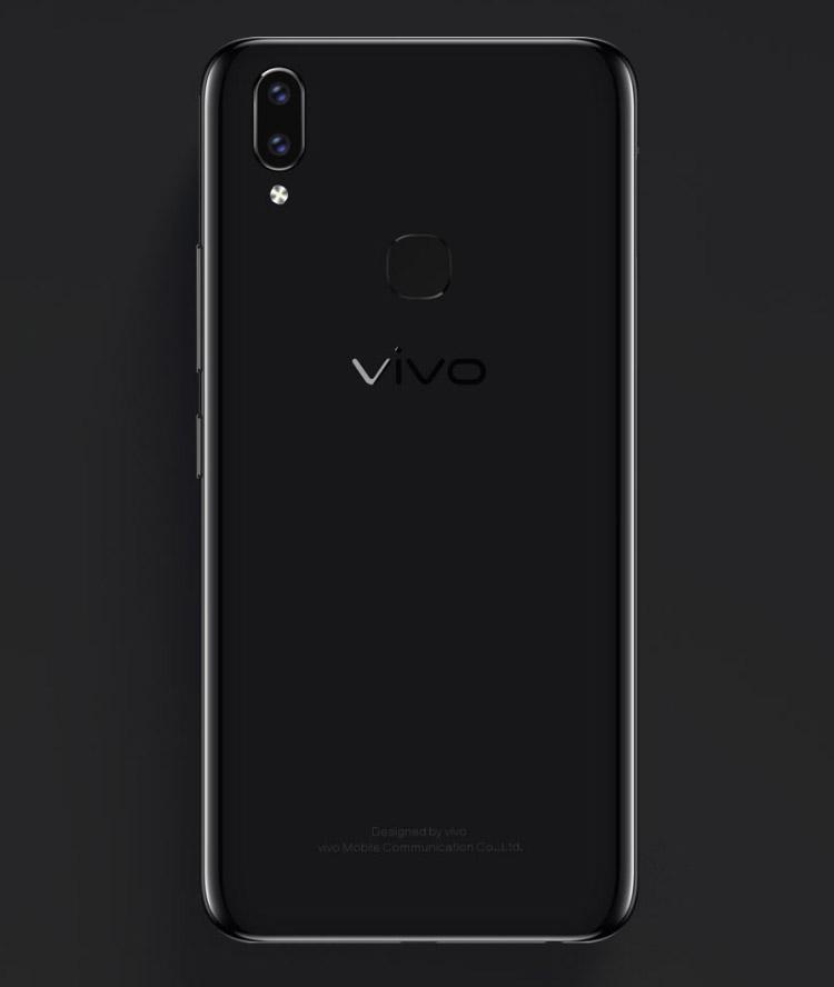 Vivo V9 черный