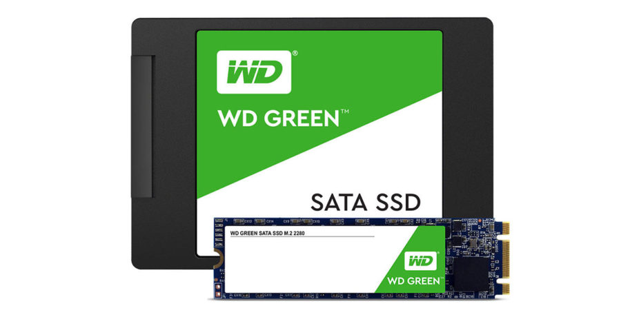 WD Green 120 Gb SSD M.2