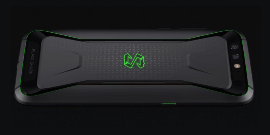 Xiaomi Black Shark Backside