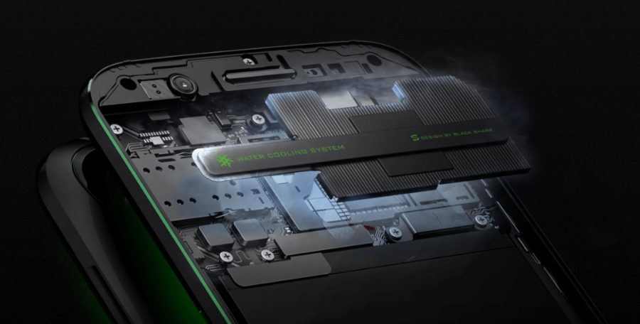 Xiaomi Black Shark Water Cooling