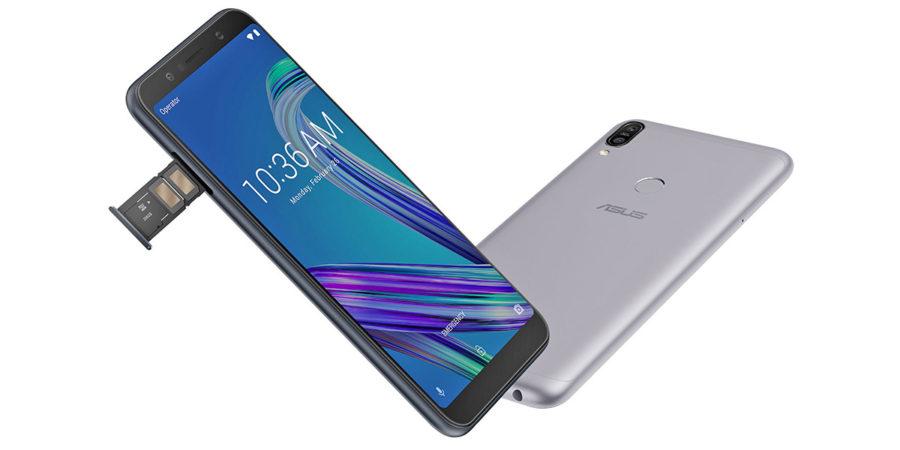 Внешний вид Asus Zenfone Max Pro M1