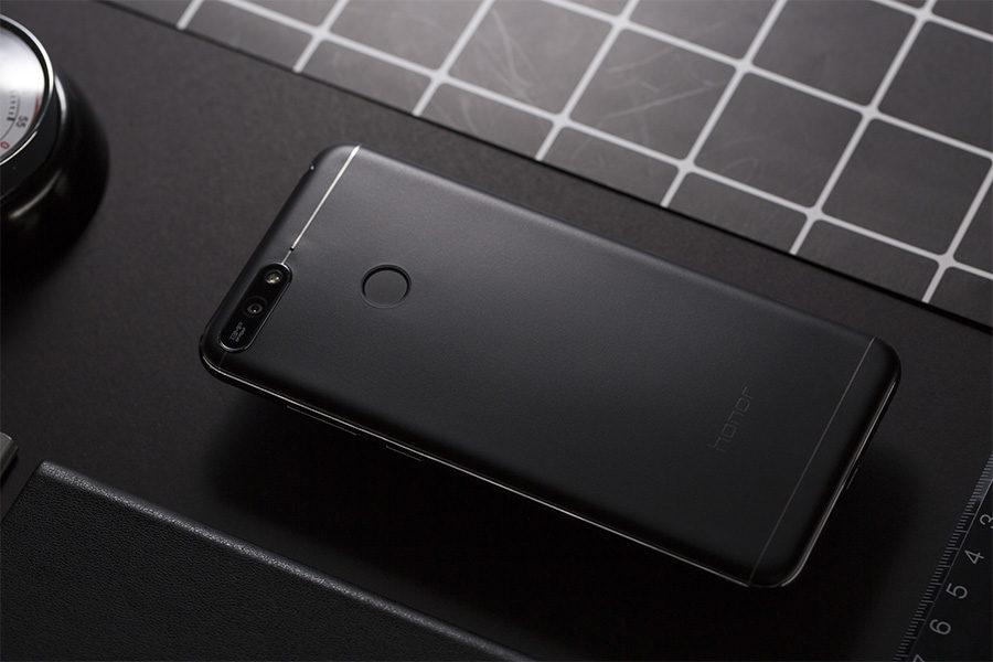 Корпус Honor 7A Pro в чёрном цвете