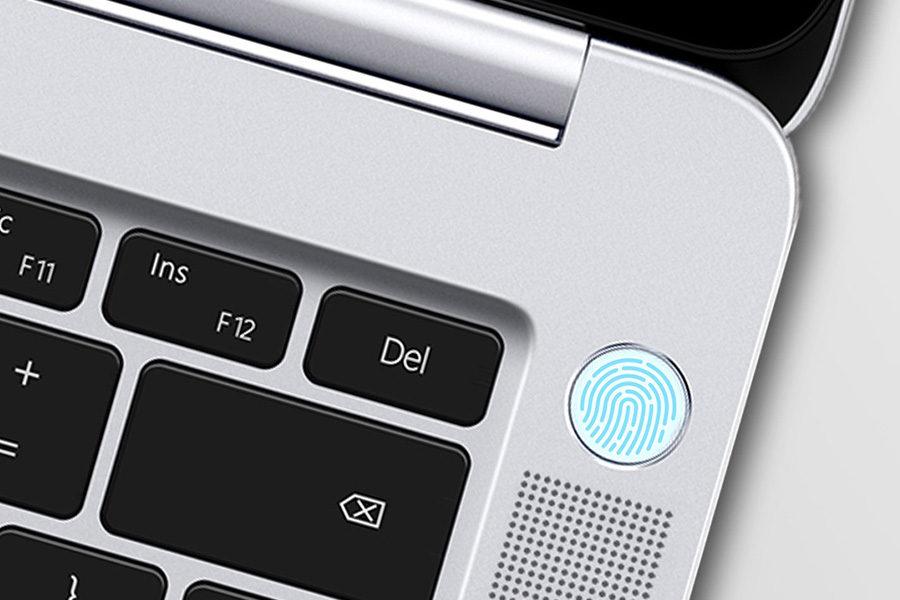Сканер отпечатков Honor MagicBook