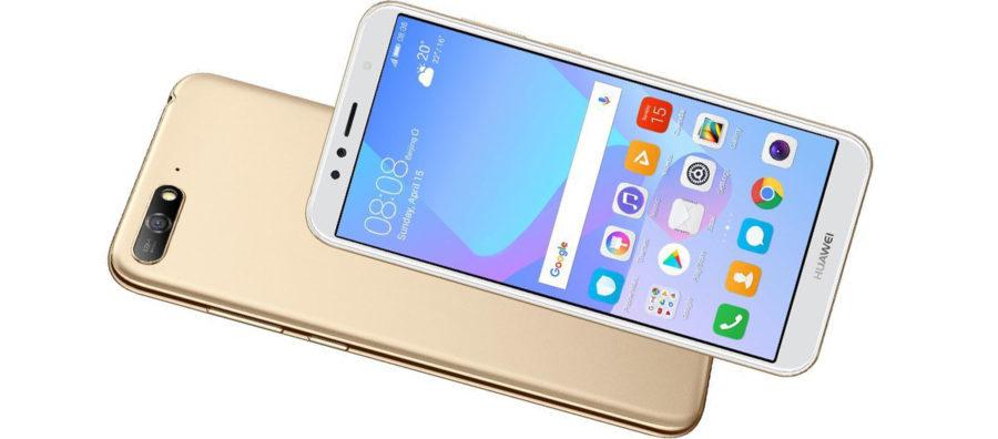 Характеристики Huawei Y6 (2018)