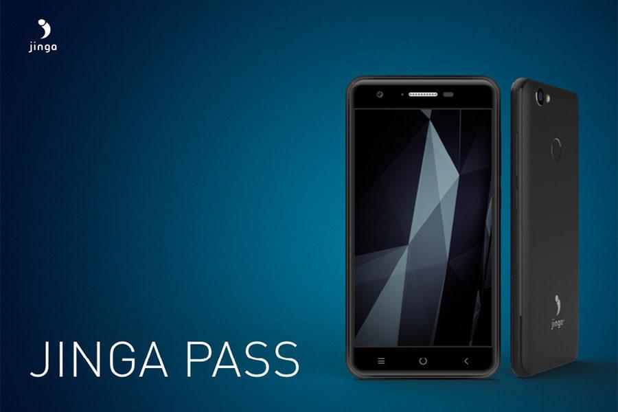 Дизайн Jinga Pass