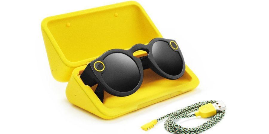 Дизайн Snapchat Spectacles V2