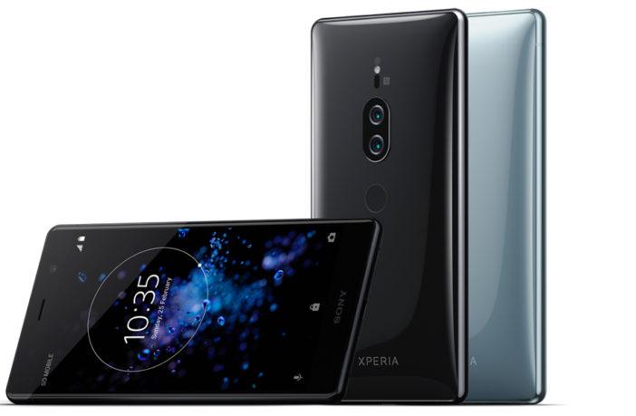 купить Sony Xperia XZ2 Premium