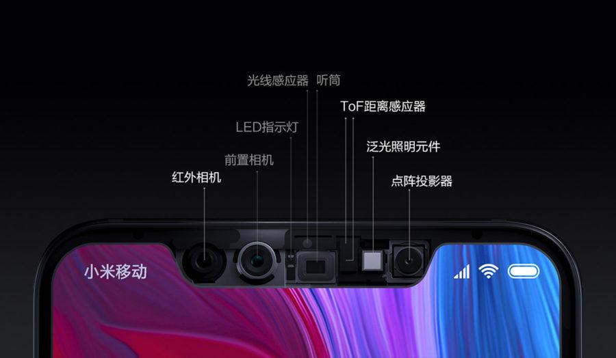 Face ID Xiaomi Mi8