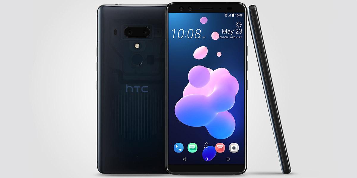 HTC U12+ price