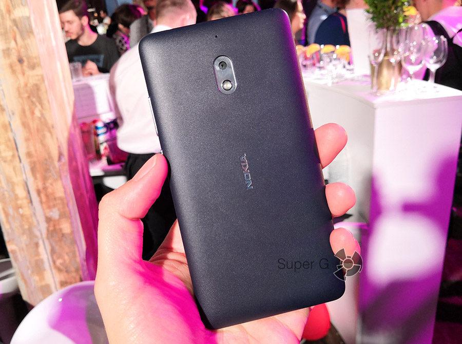 Характеристики Nokia 2.1