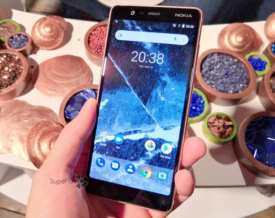 Характеристики и дата выхода Nokia 5.1