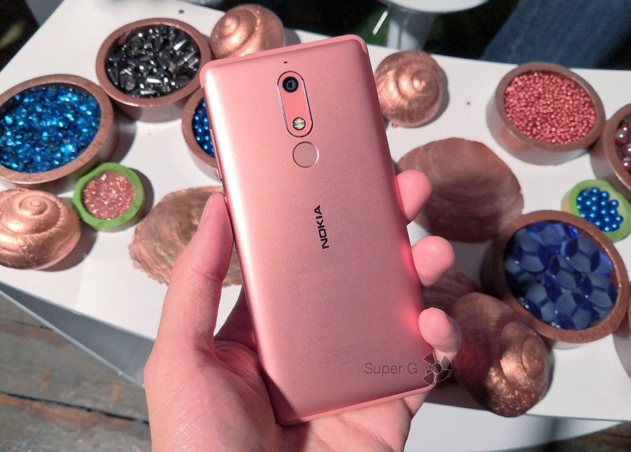 Цена Nokia 5.1 в России