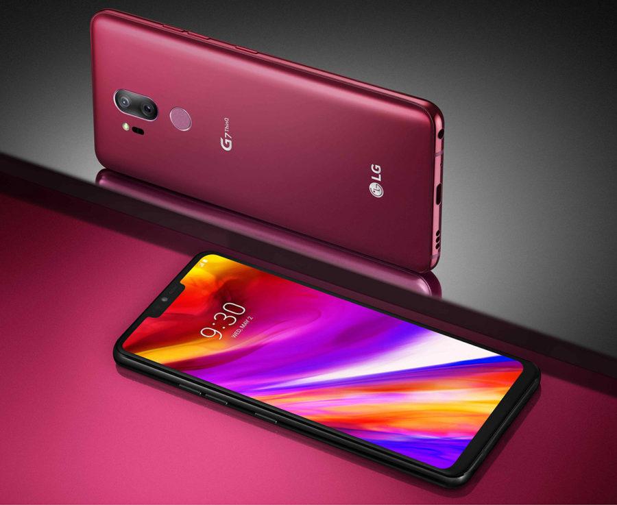 LG G7 ThinQ цена и дата выхода
