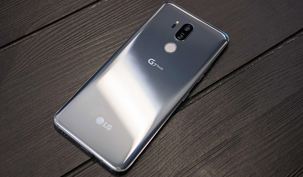 LG G7 ThinQ - полные характеристики и дата выхода
