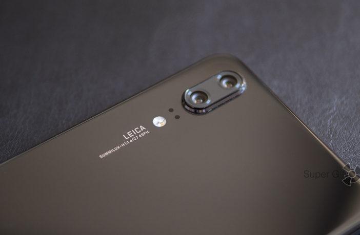 Обзор Huawei P20