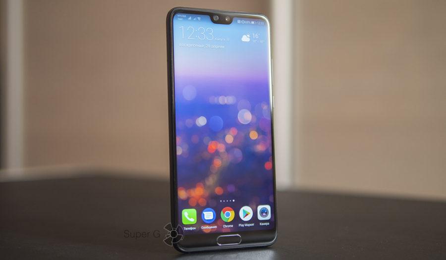 Отзывы Huawei P20
