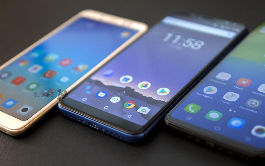 Смартфоны на Android какой выбрать