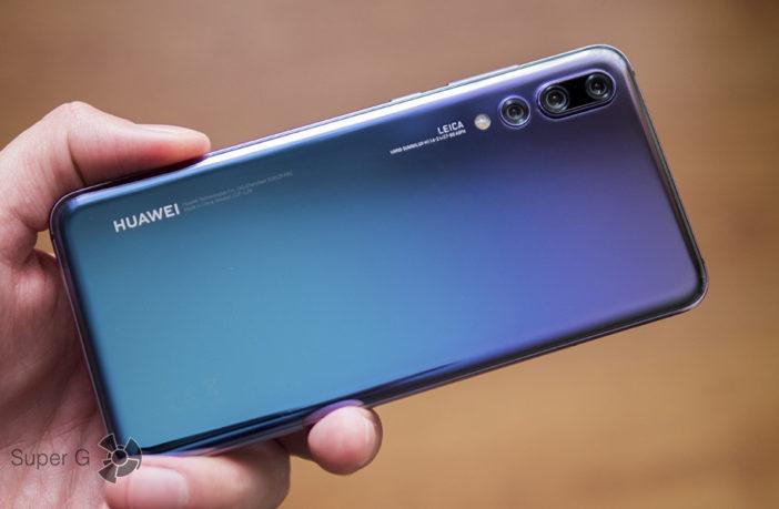 Предзаказ Huawei P20 Pro купить в официальном магазине в России