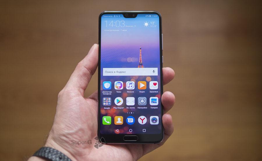 Дисплей Huawei P20 Pro