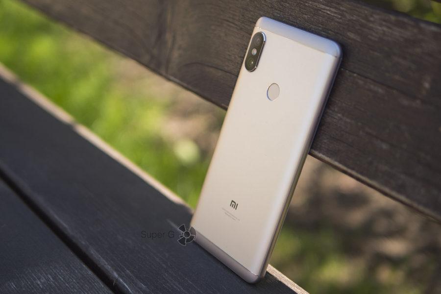 Цена Xiaomi Redmi Note 5 Pro с гарантией