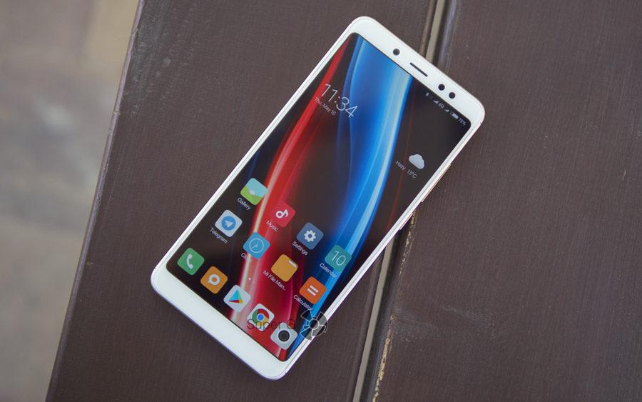 Характеристики Xiaomi Redmi Note 5 Pro