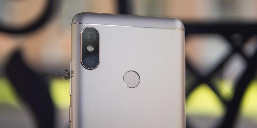 Двойные камеры Xiaomi Redmi Note 5 Pro - тест