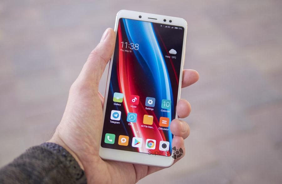 Экран Xiaomi Redmi Note 5 Pro